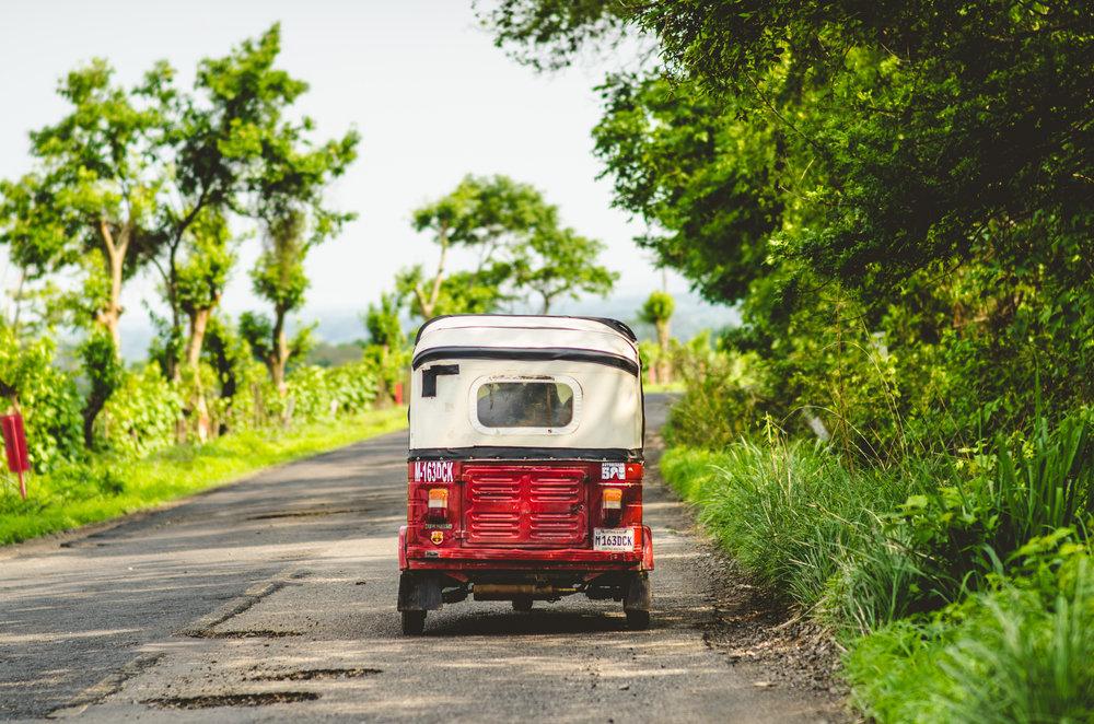 tuk tuk Guatemala