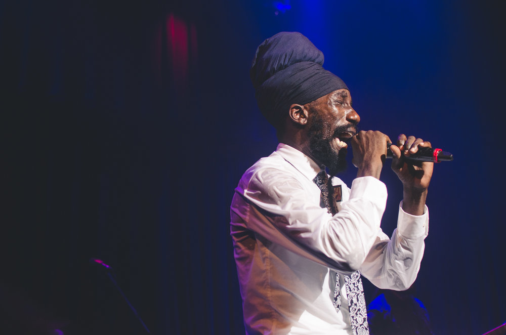 Sizzla - Howard Theater '16
