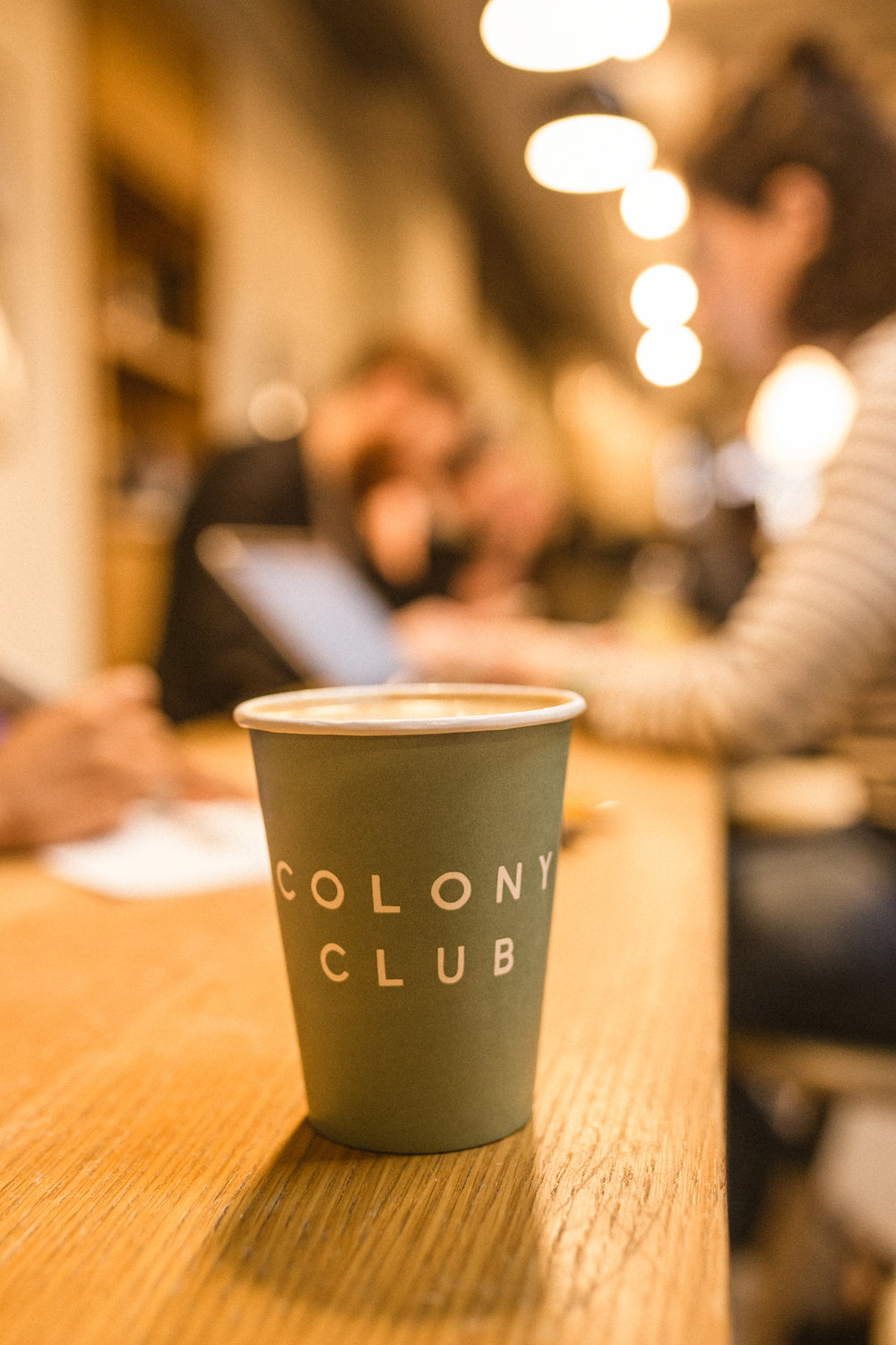 The Colony Club - Columbia Heights, DC