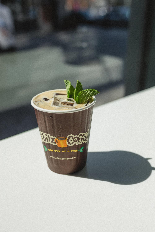 Philz Coffee - Navy Yard, DC