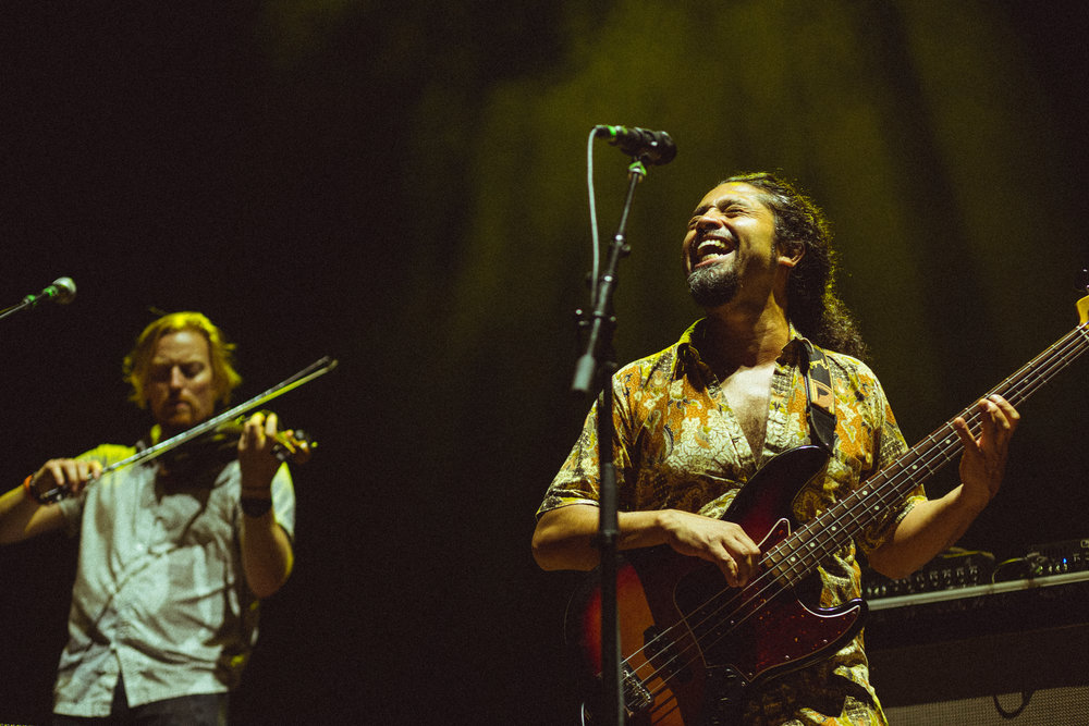 Nahko & Mecidine for The People - Merriweather Post Pavilion '18