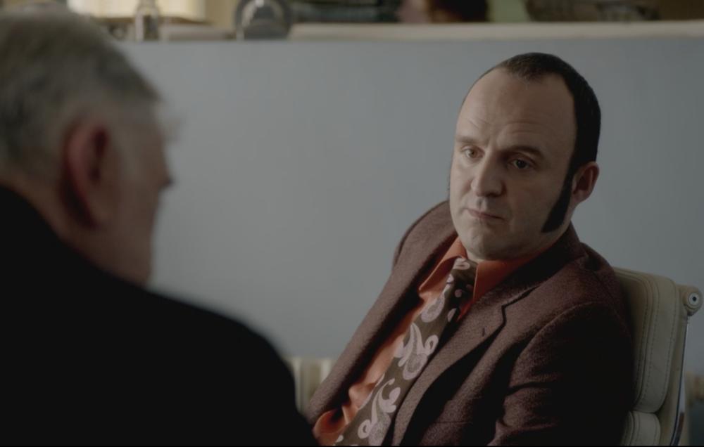 Inspector George Gently. BBC TV. 2017.