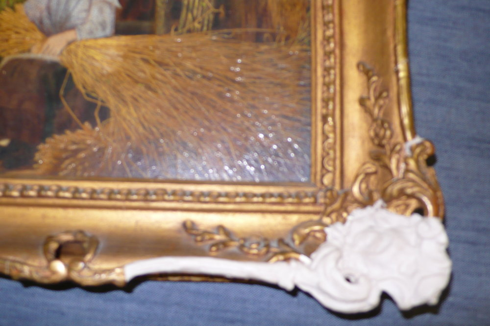 Antique Frames - We can professionally repair and restore your antique frames