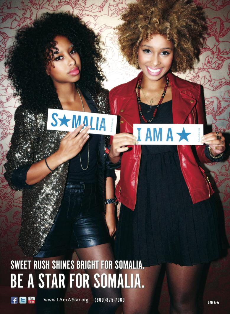 bleeziethechef :     @SweetRush (Iman & Siham Hashi) for @IAmAStarSomalia #FeedSomalia