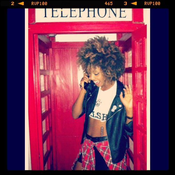 #picstitch So Call me Maybe🎵… Photographer @mekoyohannes 😉✌💋 (Taken with Instagram)