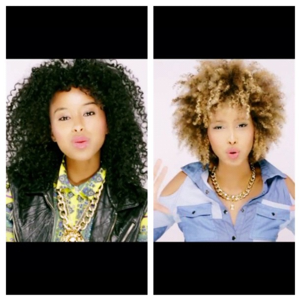 #picstitch Check out our Dope Music Video Mash-ups at YouTube.com/Faarrowmusic & Stay Tuned!! 😁😁 #faarrow #music #naturalhair #Curlyhair #Curls ❤❤ (Taken with  Instagram )