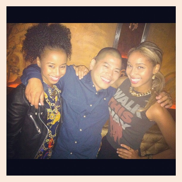 @Jerrymeng Birthday celebration!! At #Chateaumarmont #Happybirthday We love this guy!!!! 😊❤😜👯 #faarrow (Taken with Instagram at Château Marmont)