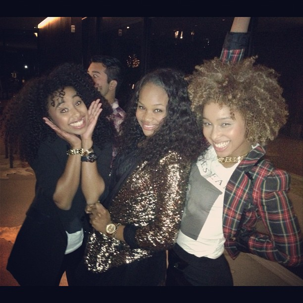 #pointersisters 😂😂… @melodyannjones 🎉🎉 #Curlyhair