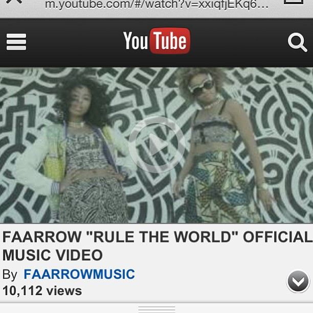 10k views in a few days! Thank you guys so much!! This is happening super organically and we're so thankful for you guys! This video was done guerilla style with NO budget and we're just happy you guys are responding to it so well! :) We hope you continue to share and stay tuned for more!! #faarrow #weloveyouguys #ruletheworld ❤❤