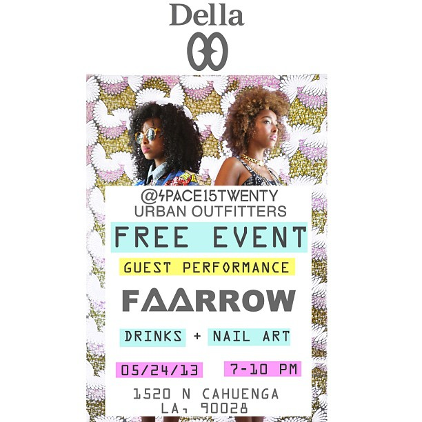 Come hang out and see us perform tomorrow evening! Free event with complimentary drinks and a nail art station! 💅.. 7-10pm! We go on at 9 ✌ See ya there 💋