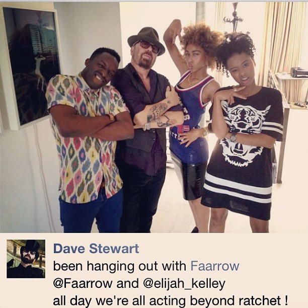 Having a blast & making music with Music legend @Davestewart & @elijah_kelley 📢🎸 #davestewart #faarrow #elijahkelley #music #Worldpop #cloudnine  (at WORLD POP)