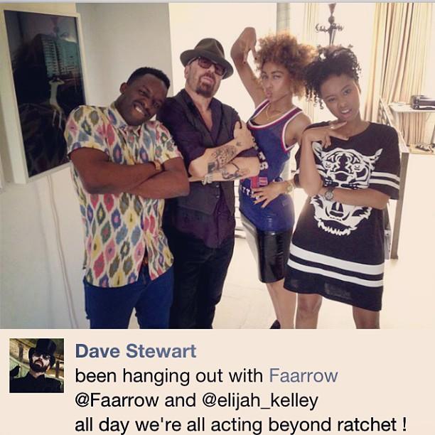 Having a blast & making music with Music legend @Davestewart & @elijah_kelley 📢🎸 #davestewart #faarrow #elijahkelley #music #Worldpop #cloudnine (at WORLD POP)