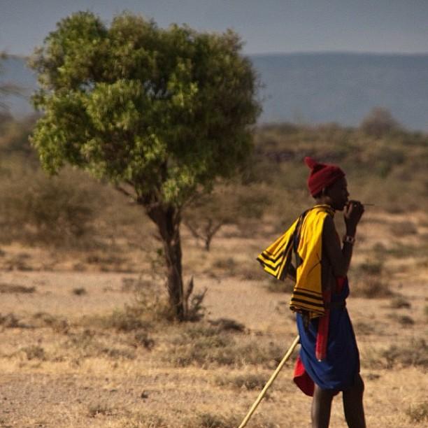 Masai Swag #kenya #masai #faarrow @paulevansdop