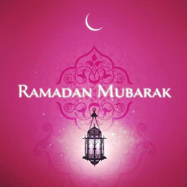 Ramadan Mubarak and happy fasting! 🌙 #ramadan
