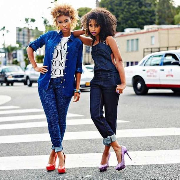 Check us out in the new issue of Essence magazine ✌💋 #faarrow