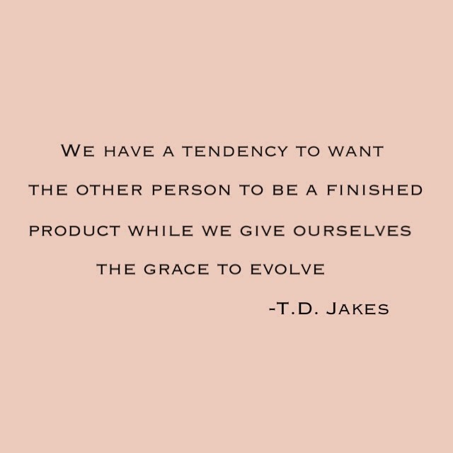 💭Give others the same courtesy you give yourself💭 #quote #tdjakes #faarrow
