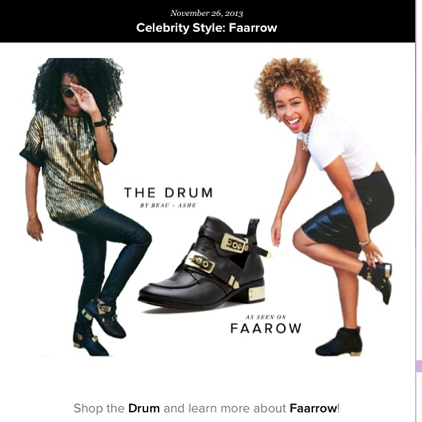 @shoedazzle Blog Love ❤ #faarrow