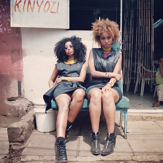 #Tbt on the streets of #Kenya photo by @bradogbonna #Saymyname 📢 #Studioafrica #Dieseledun #faarrow 👑