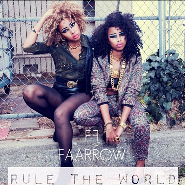 #Ruletheworld 🐪 #faarrow