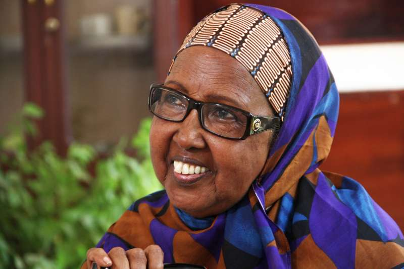 "wishcreatively: We are so proud and happy to announce that the 2012 Nansen Award winner is 63-year-old former Somali refugee Hawa Aden! She heads the Galkayo Education Centre for Peace and Development (GECPD) in Puntland, north-eastern Somalia,  The centre she founded and continues to manage provides secondary education as well as vocational training, so that women and girls can make a living on their own, and themselves influence their future and their own role in Somali society. UNHCR social envoy Angelina Jolie congratulated her saying ""Hawa Aden Mohamed is a woman of courage. She has devoted her life to advancing the education and well-being of Somali displaced women and girls, providing them with the skills, knowledge and vision they need to create a better future for their families and their country."" Since its establishment in 1999, the GECPD with Mama Hawa at its helm has assisted more than 215,000 people - displaced, victims and survivors of violence - to recover and heal and restart their lives. Congrats Mama Hawa! You truly deserve it!!"