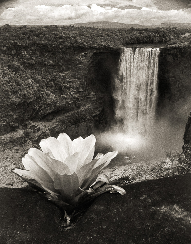 """Kaieteur Falls"", Guyana, 2000"