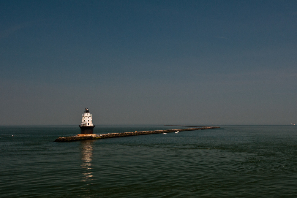 """Cape Henlopen Lighthouse"", DE, 2012"