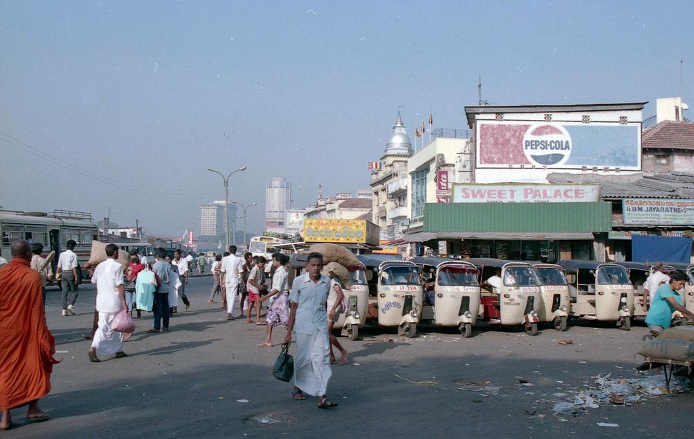 """Pettah"", Colombo, Sri Lanka, 1992"
