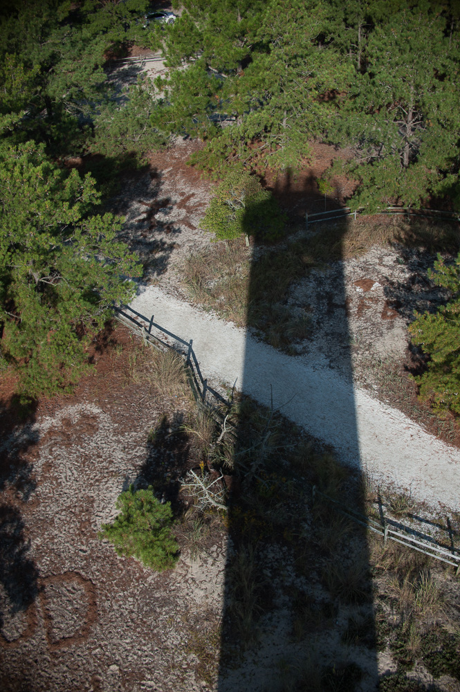 """Tower Shadow"", Cape Henlopen, DE, 2005"