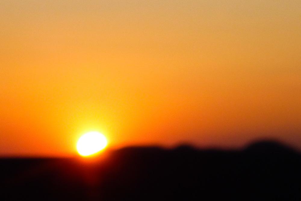 """""""Moab Sunset"""", Moab, UT, 2014"""