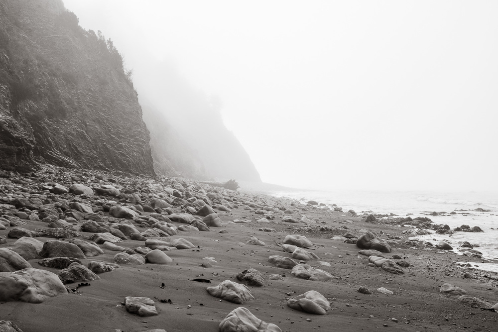 The Lost Coast, CA, 2014