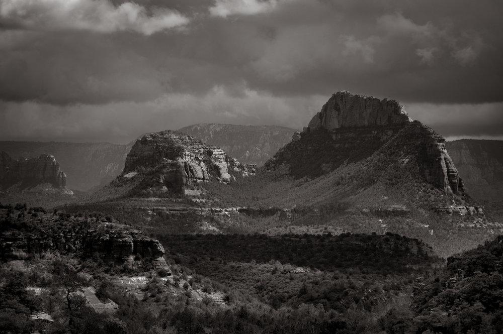 """Vista"", near Sedona, AZ, 2005"