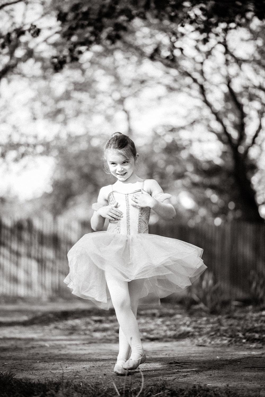 """""""Ballerina"""" 2015"""
