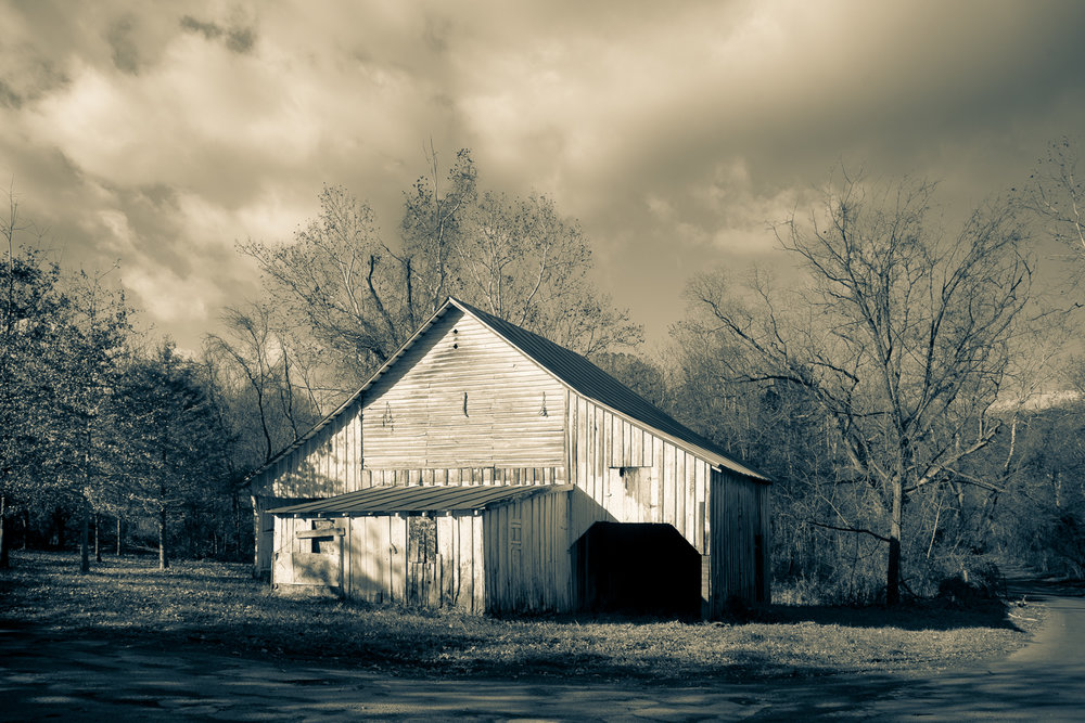 """Barn"" Madison County, VA  2017"