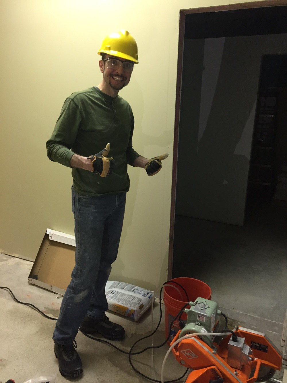 Tiling Crew!