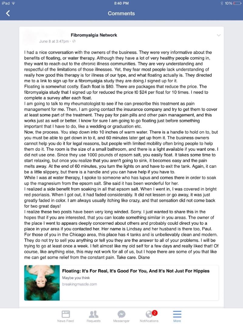 Fibromyalgia Part 2