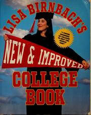 Lisa Birnbach's New & Improved College Book