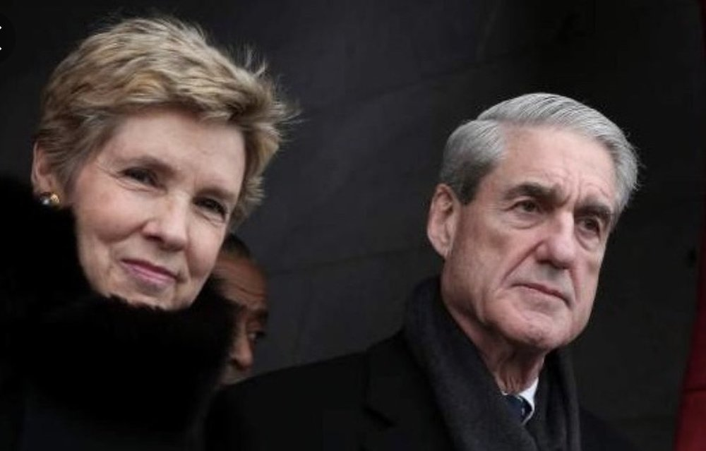 Mr. and Mrs. Robert Mueller