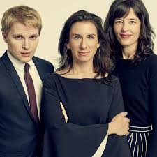 The #MeToo team: Farrow, Kantor, Twohey