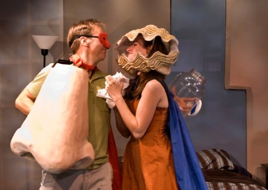 May-December with the Nose & Clammy-  2009 FringeNYC