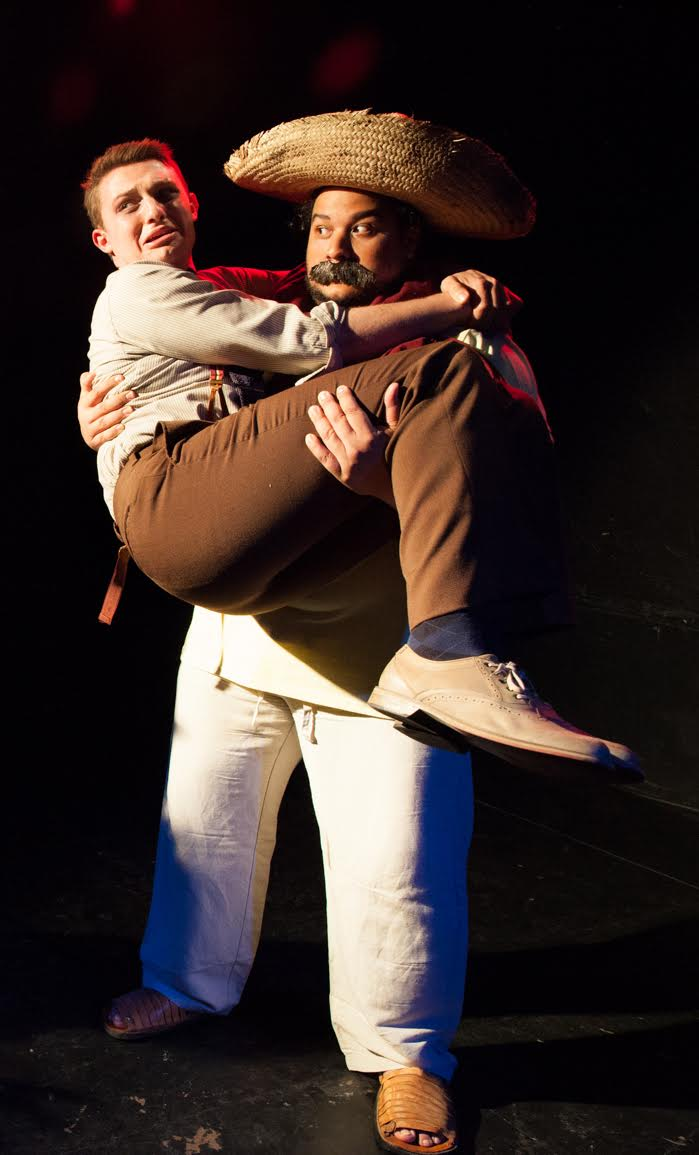 From Left-Vinnie Urdea, Robb Moreira- Beware The Chupacabra FringeNYC Press Photos .jpg