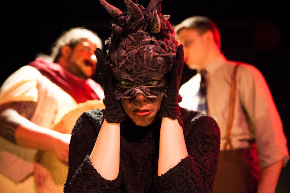 Charly Dannis- Beware The Chupacabra FringeNYC Press Photos .jpg
