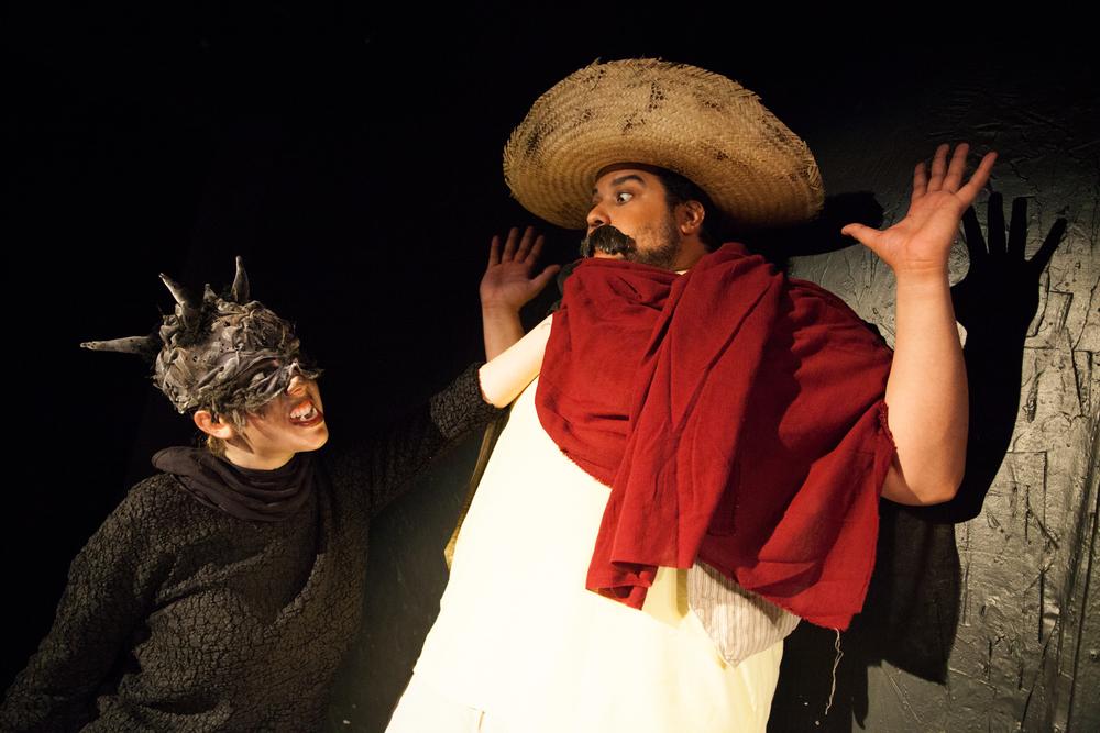 Charly Dannis, Robb Moreira, -Beware the Chupacabra-.jpg