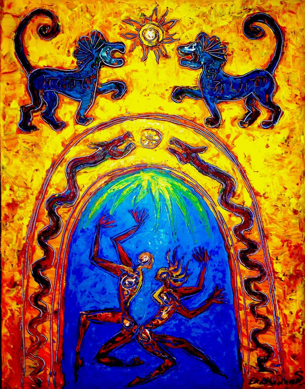 Gate of Sun