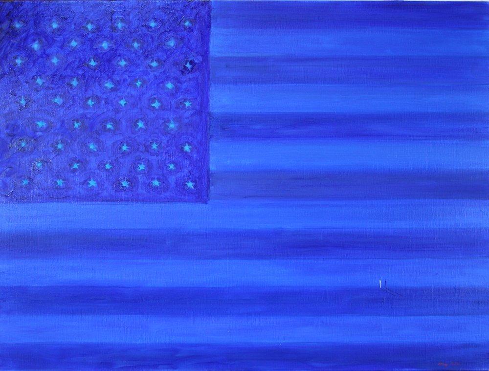Blue Flag 75x100 cm.JPG