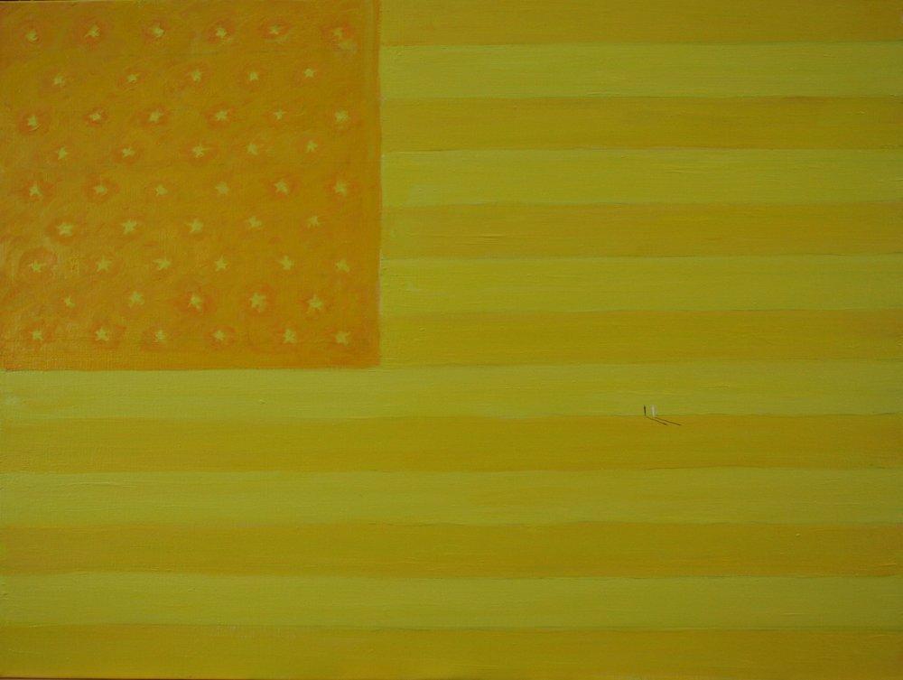 Yellow Flag, 75x100cm(1).JPG