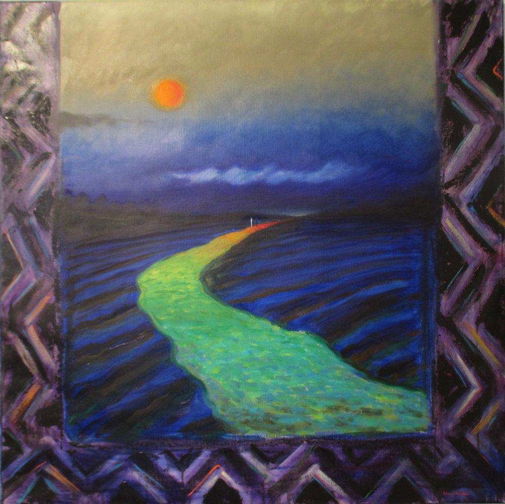 ashok_jain_gallery_press_elling_reitan_moonlight_Walk_39x39_in_oil_on_canvas_2013.jpg