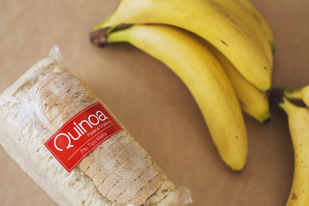 Healthy Vegan Almond Butter & Banana Toasts