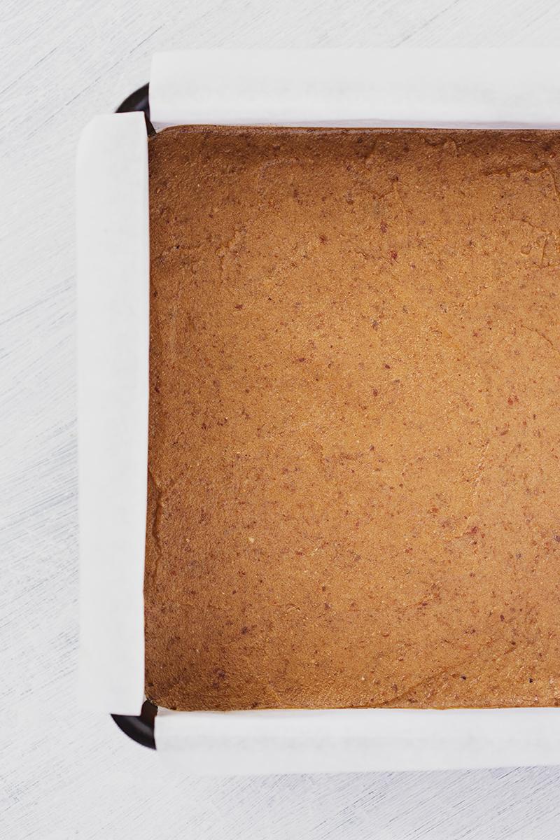 """Um """"Cheesecake"""" Vegan e Saudável para a Páscoa, de Amêndoa Torrada & Caramelo"""
