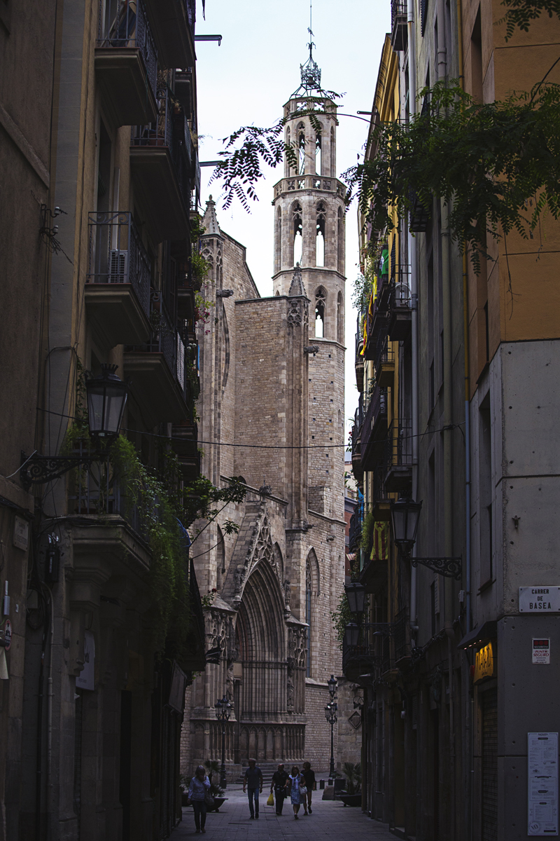 Onde ficar e o que fazer durante 7 dia em Barcelona.
