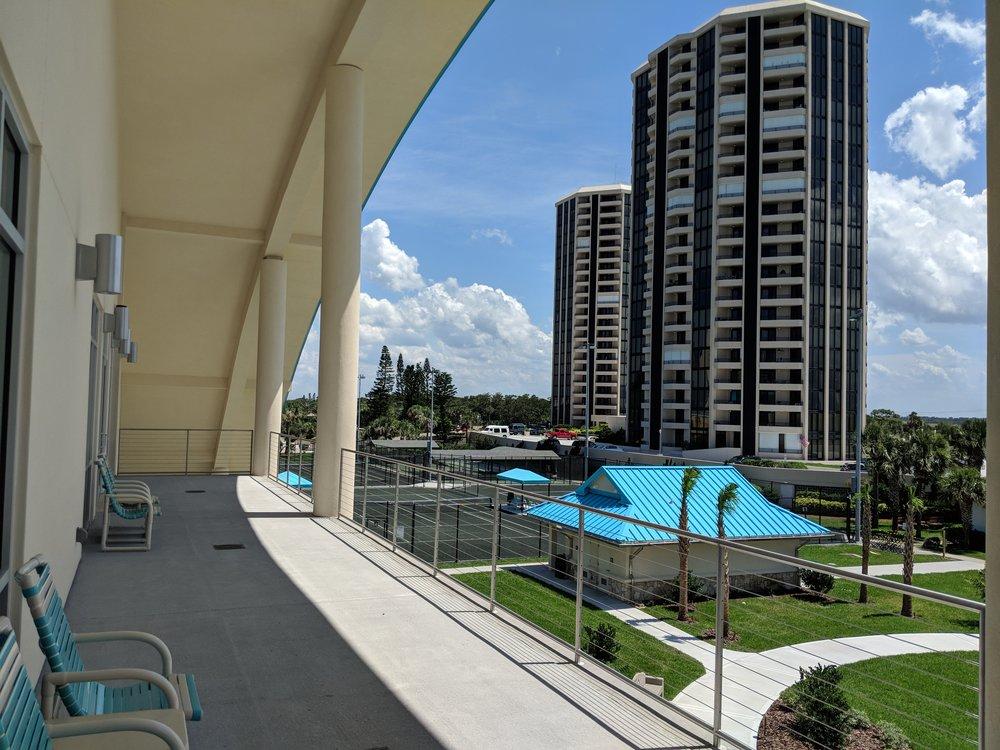 2nd Floor Overlook